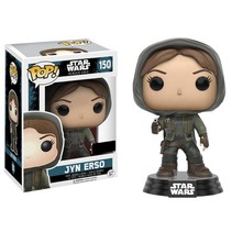 Jyn Erso Hooded #150 - Funko POP!