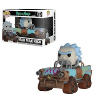 Mad Max Rick #04 - Funko POP!