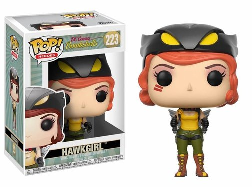Funko Hawkgirl (DC Bombshells) #223 - Funko POP!