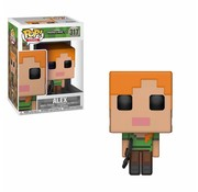 Funko Minecraft: Alex #317 - Funko POP!