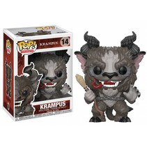Krampus Flocked #14 - Funko POP!