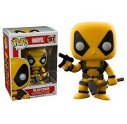 Funko Deadpool (RS Slapstick) (Yellow) #157 - Funko POP!
