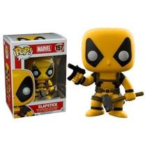 Deadpool (RS Slapstick) (Yellow) #157 - Funko POP!