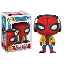Spider-Man met Headphones #265 - Funko POP!