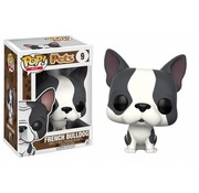 Funko French Bulldog (Grey & White) #9 - Funko POP!