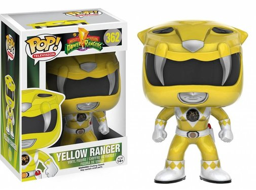 Funko Yellow Ranger #362 - Funko POP!