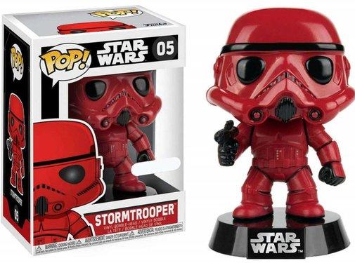 Funko Red Stormtrooper #05 - Funko POP!