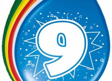 9 jaar