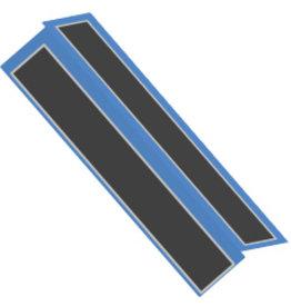 Klittenband pad