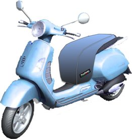 Beinschutz Motorroller Gonna Lunga, Prediletto