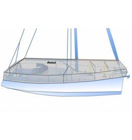 Winterabdeckung Segelyacht ultra low - Copy