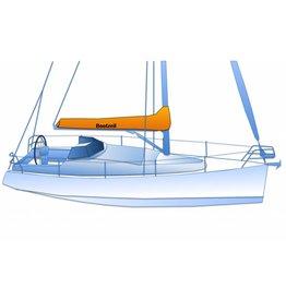 Baumpersenning für Segelyacht