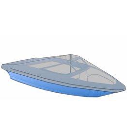 Afdekzeil Sport Shape X voor speedboot