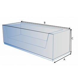 Schutzhülle auf Maß für Loungebank Typ 4