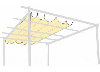 Tuch auf Maß / Sonnensegel / Schattentuch
