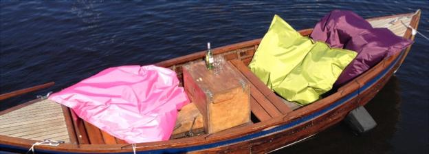 zitzak boot