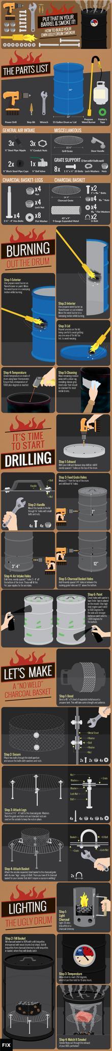 Barrel & smoker