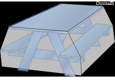 dekzeil-tafel