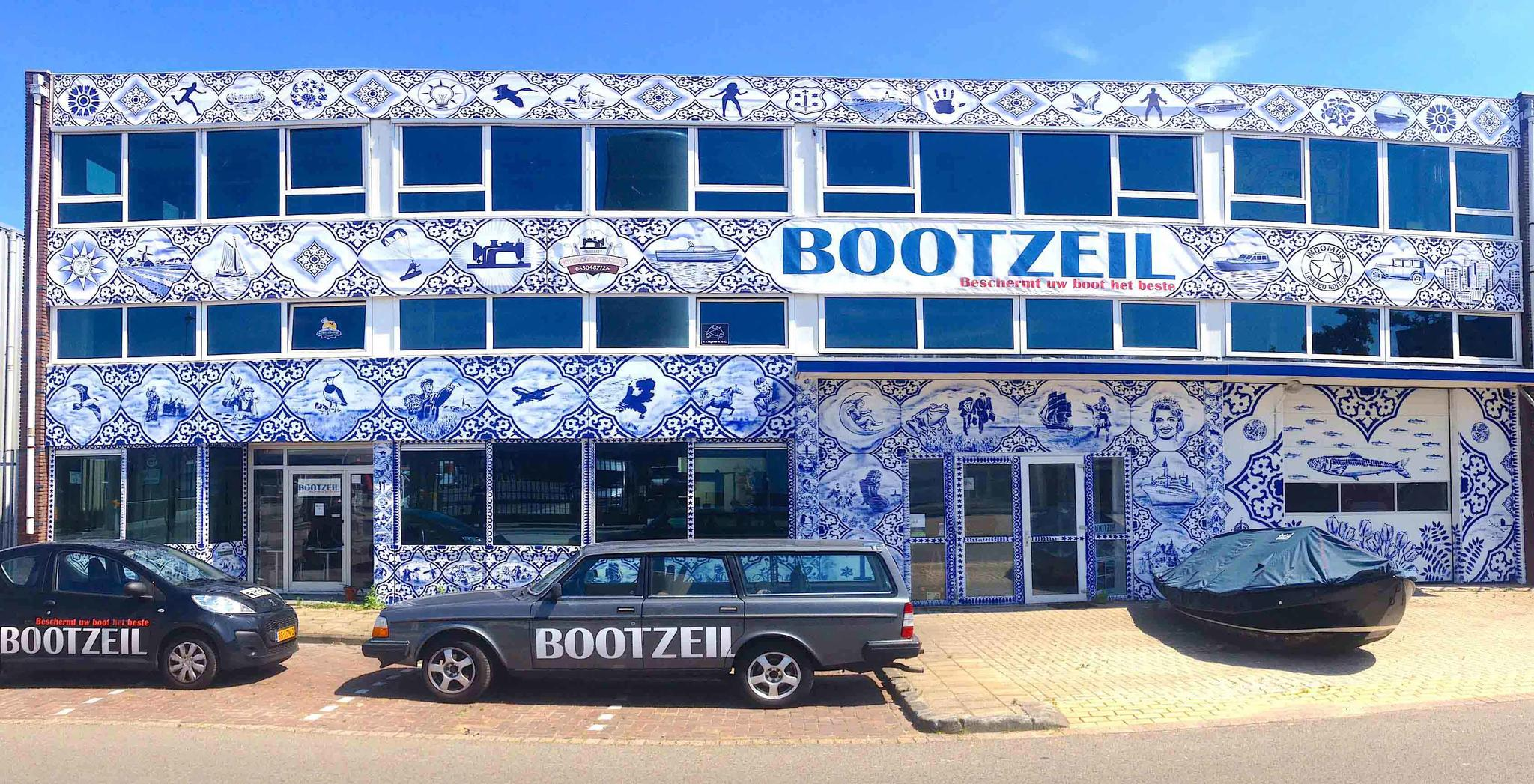 pand bootzeil Haarlem zeilen doeken kwaliteit handgemaakt zeilmakerij doeken hoezen alles