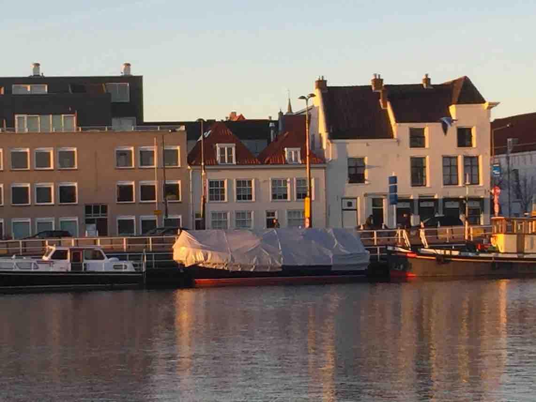 motorboot-winterdek