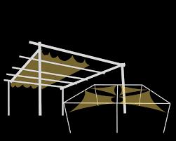 Sonnentuch Harmonika Tuch