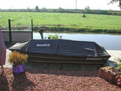 Zomerdekzeil Amstel