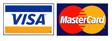 Betalen met Visa of Mastercard
