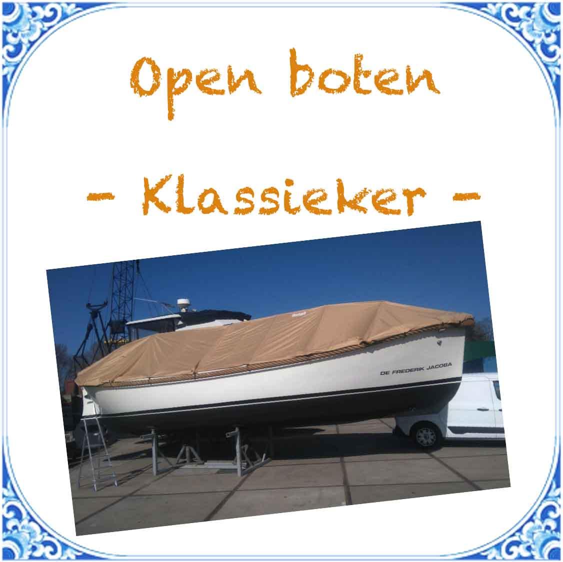 onze klassieker open boot