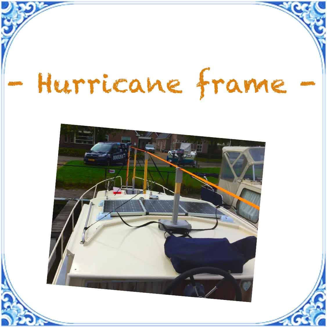 Hurricane Rahmen