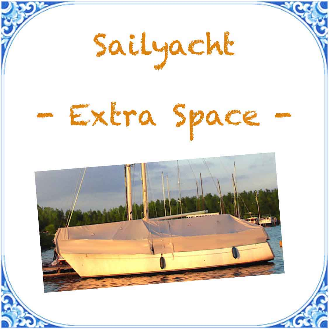 sailyacht extra space instruction