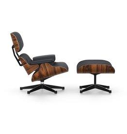 Vitra Vitra Eames Lounge Chair & Ottoman- Santos Palisander