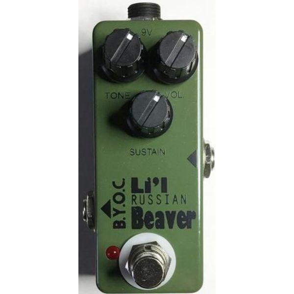 Build Your Own Clone Li'l Beaver (Russian) kit