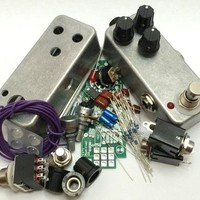 Build Your Own Clone Li'l Modified Overdrive kit