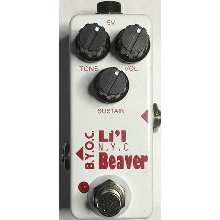 Build Your Own Clone Li'l Beaver (NYC) kit