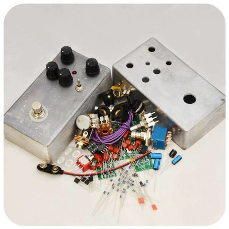 Build Your Own Clone Parametric Overdrive