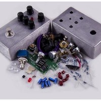 Build Your Own Clone Bass Overdrive