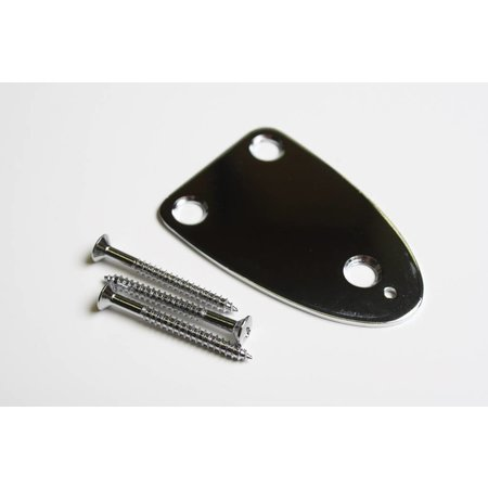 Neckplate + 3 screws