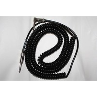 Lava retro coil cable 20ft black