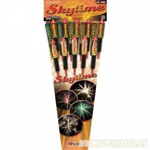Xplode Raketenset Skytime