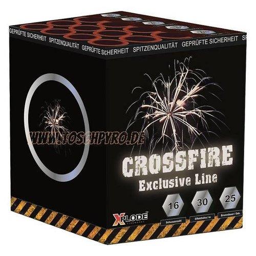 Xplode Crosettebatterie Crackling