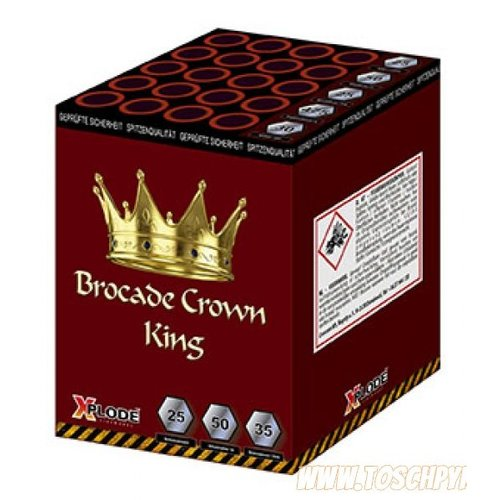 Xplode Brocade Crown King