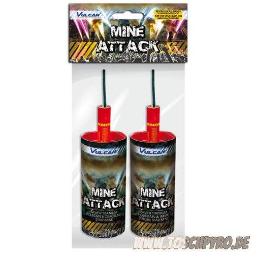 Vulcan® Mine Attack II