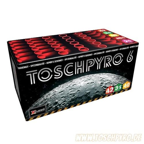 Toschpyro® Batterie 6