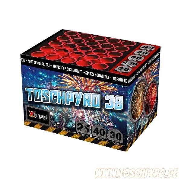 Toschpyro® Batterie 38