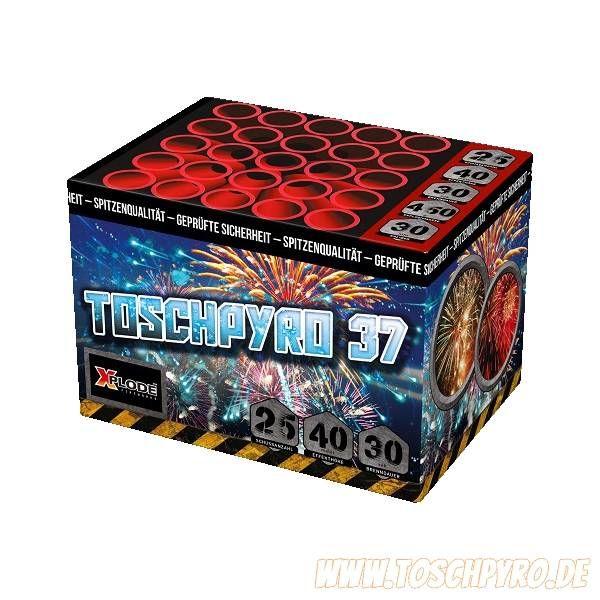 Toschpyro® Batterie 37