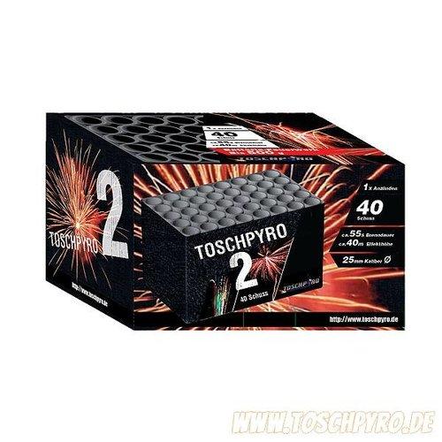 Toschpyro® Batterie 2