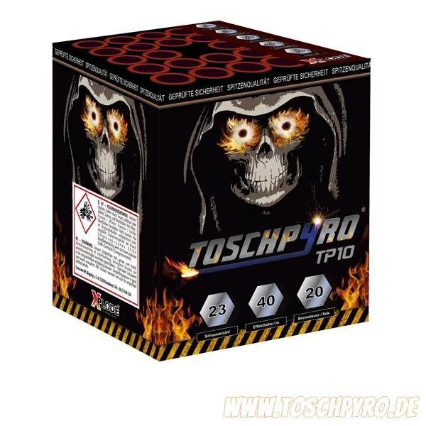 Toschpyro® Batterie 10 (NEU)