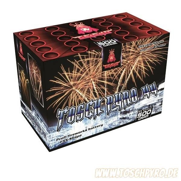 Toschpyro® Batterie 44