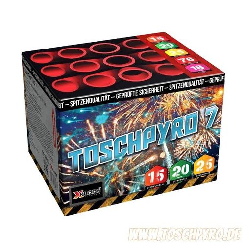 Toschpyro® Batterie 7