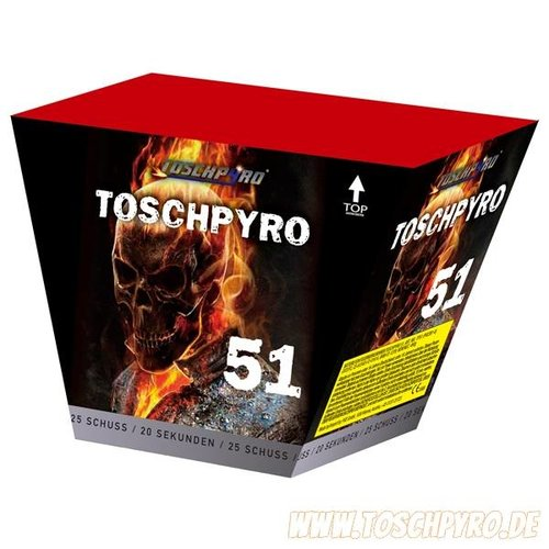 Toschpyro® Batterie 51